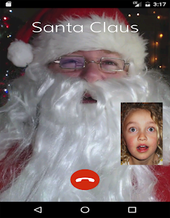Video Call Santa - Christmas Wish- screenshot thumbnail
