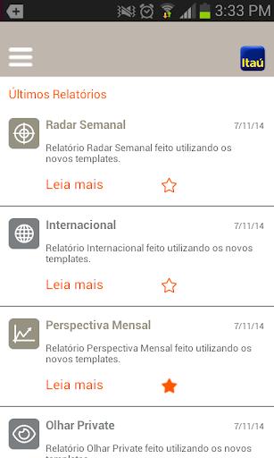 財經必備APP下載 Relatórios Itaú Private Bank 好玩app不花錢 綠色工廠好玩App