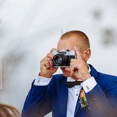 Wedding photographer Egor Eremeev (photoriarden). Photo of 13.08.2018