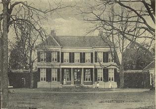 Photo: 1911 Burgst  in 1790 gebouwd