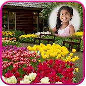 Garden Photo Frames HD