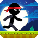 Super Stickman Run icon