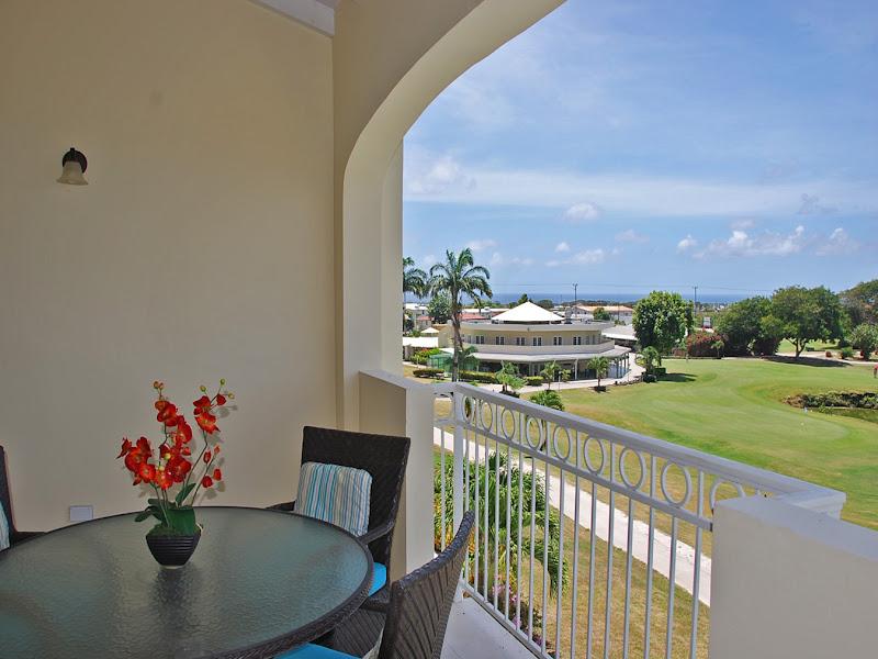 Photo: El Sol Sureno Penthouse 2-bed/2-bath apartment enjoying stunning golf course & sea views http://www.terracaribbean.com/p/B23195