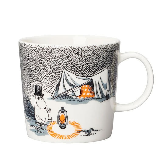 Moomin Mug Sleep Well
