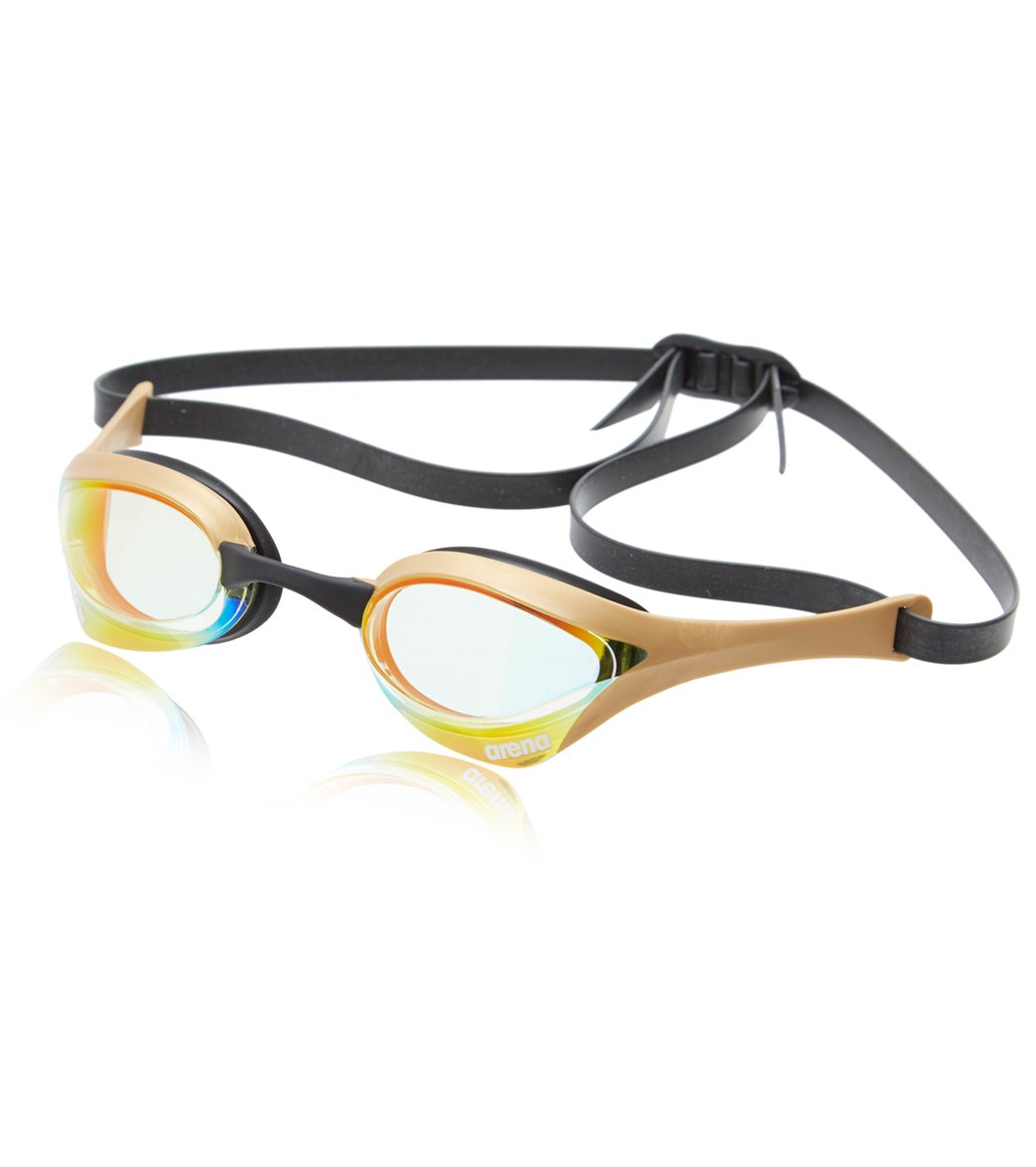 Arena Cobra Ultra Swipe Anti Fog Swimming Goggles