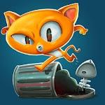 Cat Runner Icon