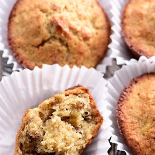 Oatmeal Banana Bread Muffins