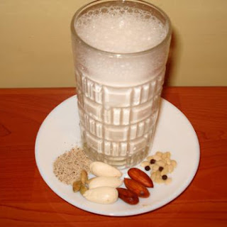 Thandiai /Thadal (Almond Drink For Ramadan)