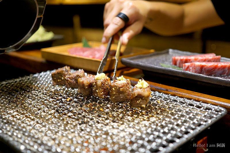 台北燒肉店,吳桑燒肉-2