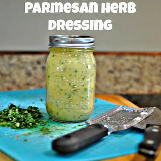 Parmesan Herb Dressing.