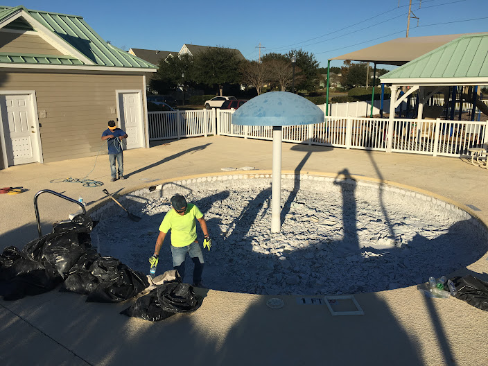 Pool Remodeling Company Summerville