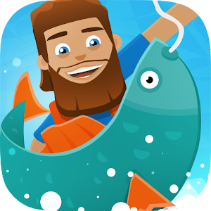 Hooked Inc: Fisher Tycoon MOD APK aka APK MOD 1.3.5a (Money increases)