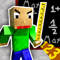 Crazy Teacher Math in education and learning game icon