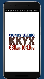 Country Legends KKYX- screenshot thumbnail