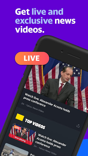 Yahoo News: National, Breaking & Live screenshots 5
