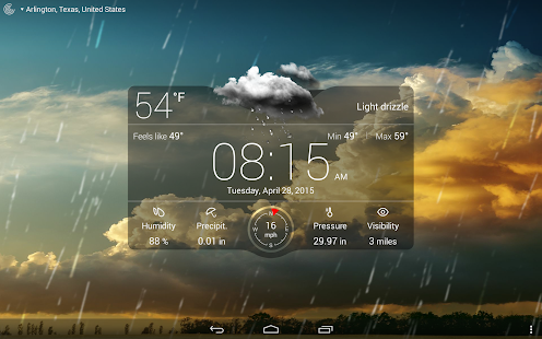 Weather Live Screenshot 10