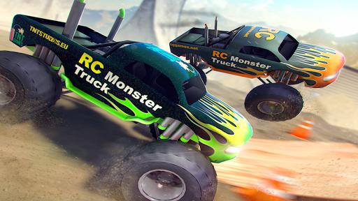 RC Monster Truck Simulator  screenshots 4