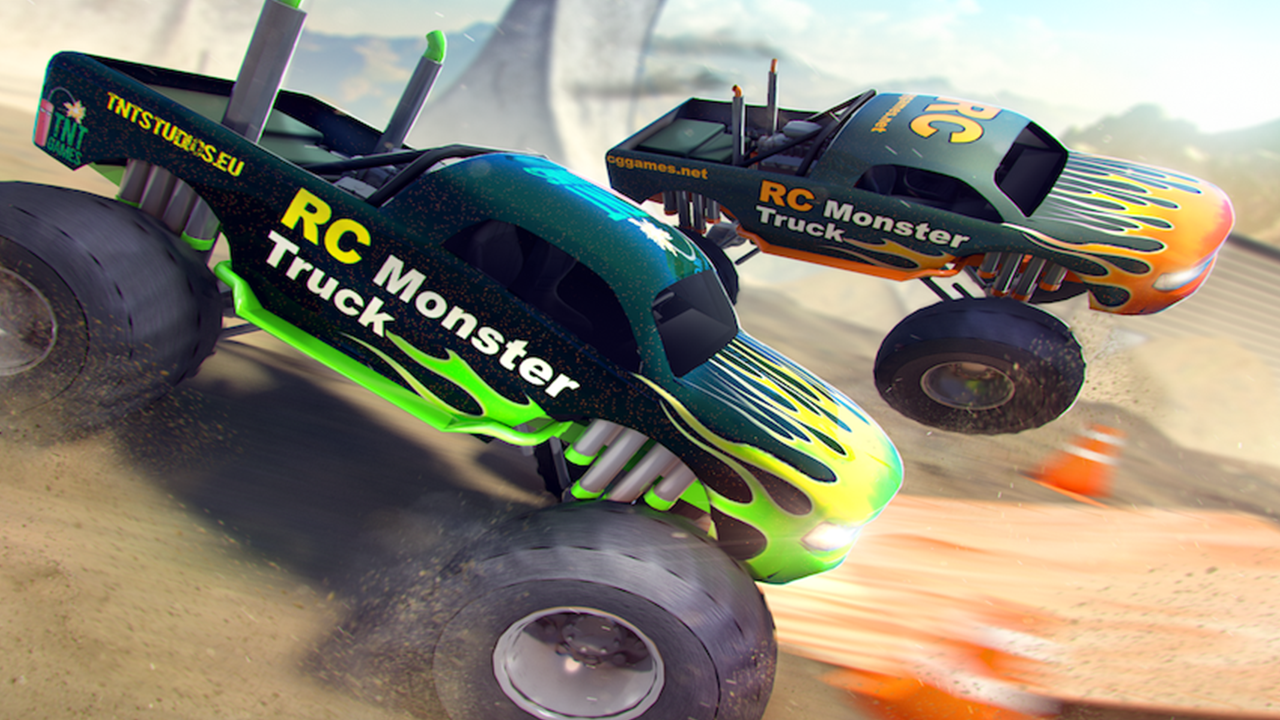 RC Monster Truck Simulator