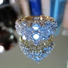 Diamond Ring by Maricor Bayotas-Brizzi - Artistic Objects Jewelry (  )