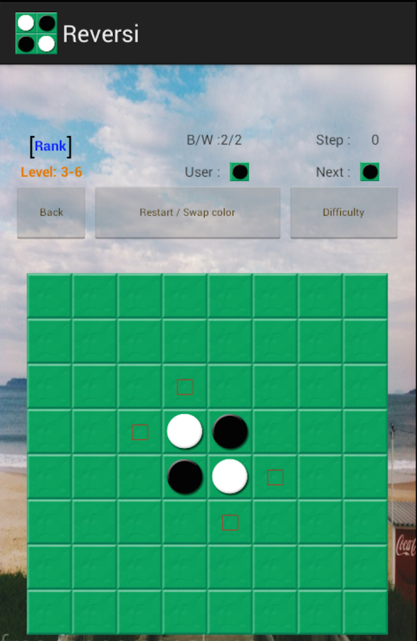 reversi game how to play