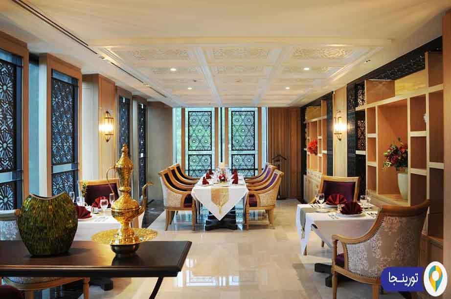 هتل المروز تایلند