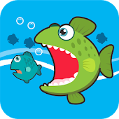 Fish Food Frenzy - Fish Eat