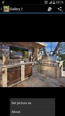 Outdoor Kitchen - screenshot