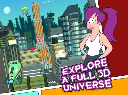 Futurama: Game of Drones Screenshot 9