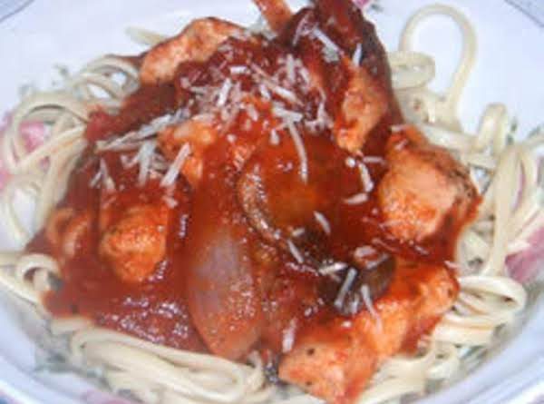 Chicken Zingarella Recipe