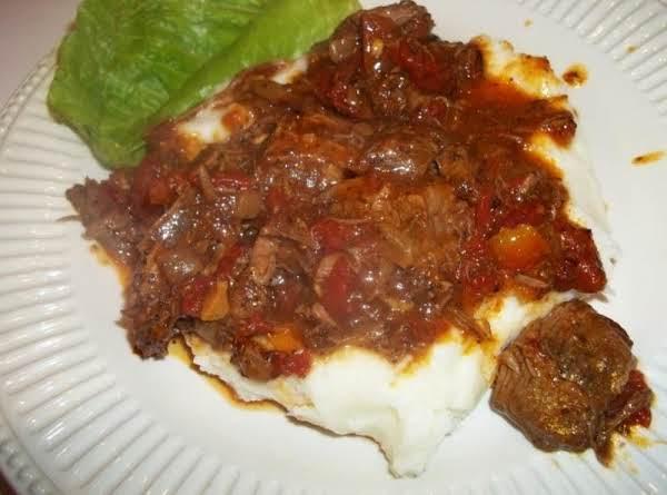 Herbed Beef Pot