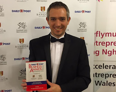 Achievement award for Welshpool homes company