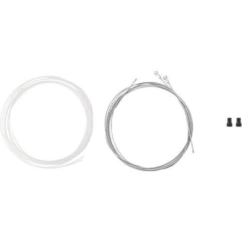Jagwire Elite Sealed Brake Maintenance Kit SRAM/Shimano Includes 850mm Cables, Liners, Seals