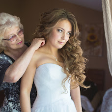 Wedding photographer Andrey Bless (Bless). Photo of 30.12.2015