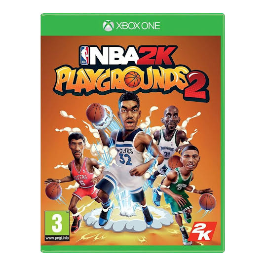 NBA Playgrounds 2 (Xbox One)