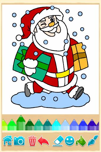 Christmas Coloring  screenshots 1