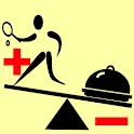 Ration slimming assistant and calorie calculator icon