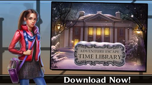 Adventure Escape: Time Library 1.17 screenshots 15