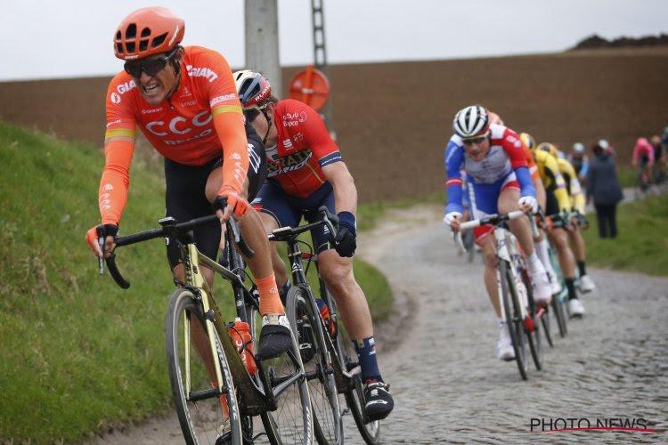 """Greg Van Avermaet krijgt drie Belgen mee naar Strade Bianche: """"Na twee podiumplaatsen eindelijk winnen"""""""