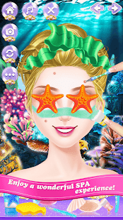 Mermaid-Princess-Beauty-Salon 2