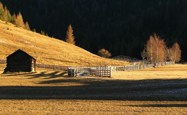 Una valle fantastica  di Giorgio Lucca