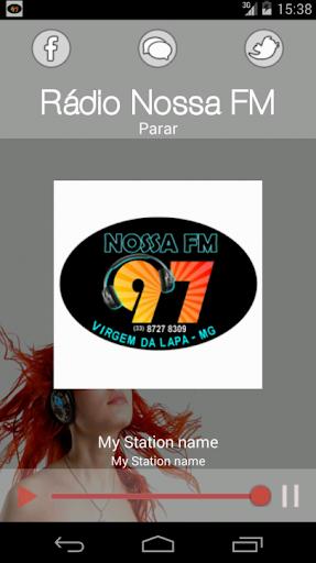 玩免費音樂APP|下載Rádio Nossa FM app不用錢|硬是要APP