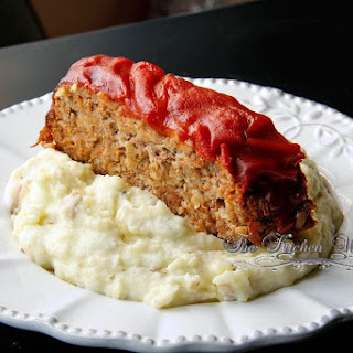 Grandma's Old Fashioned Meatloaf.