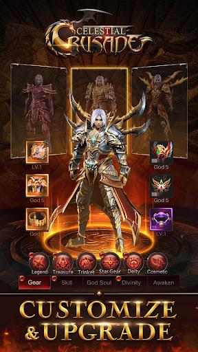 Celestial Crusade - AFK RPG  astuce 2