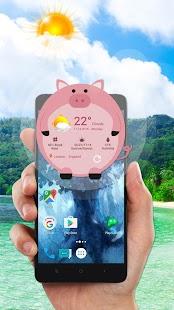 Weather Widget apk screenshot 1