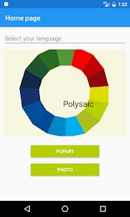 Polysaic - náhled