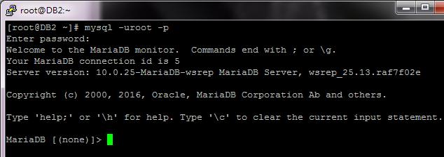 MariaDB Cluster 架設--(三)設定MariaDB Cluster @ 臺灣的Web工程師 :: 痞客邦