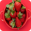 Strawberry Fruit Wallpaper icon
