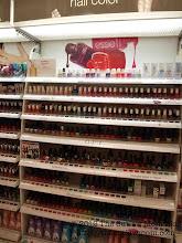 Photo: Hey, serious nail polish collection!