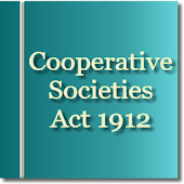 The Co-Operative Societies Act
