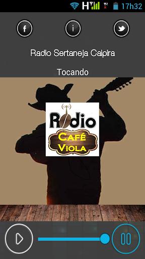 Rádio Café Viola - Sertanejo